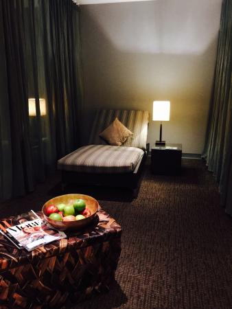 Relache Spa: Relaxing tea room