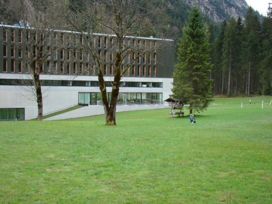 BMW Alpenhotel Ammerwald : Exterior view