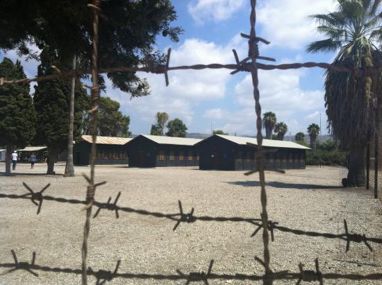 ‪Atlit Detainee Camp‬