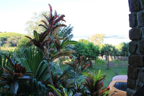 La Hacienda: vista