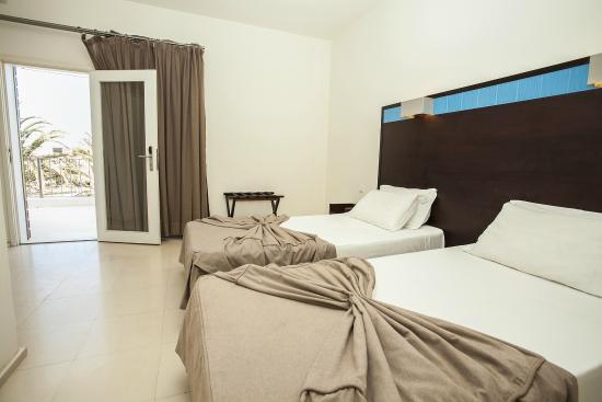 Hotel Dunas de Sal: Standard Twin Room