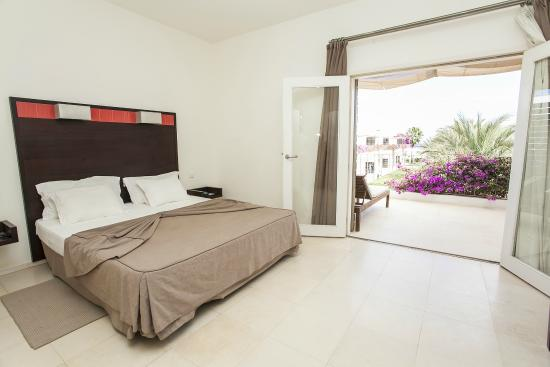 Hotel Dunas de Sal: Superior Double Room with Private Balcony