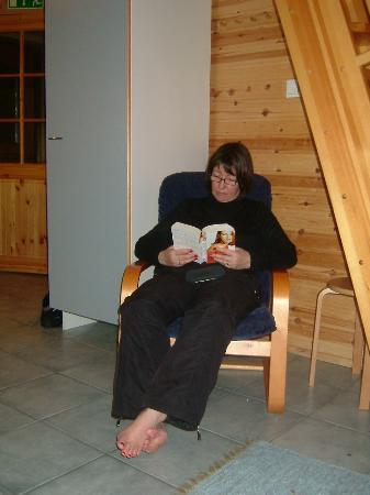 Hotel Luosto : QUiet time in