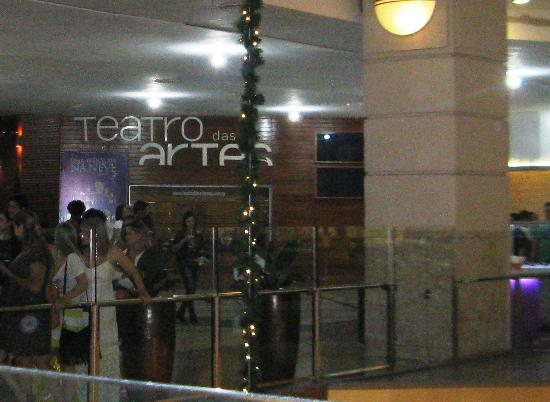 Teatro das Artes