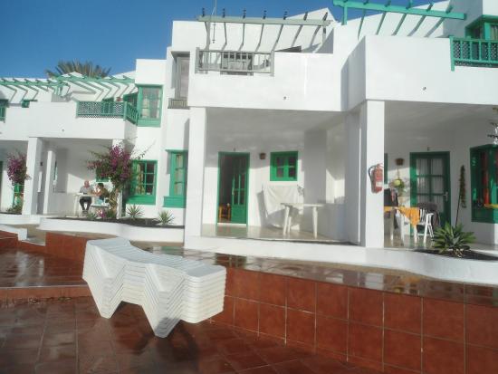 Luz y Mar Apartments : room no 4