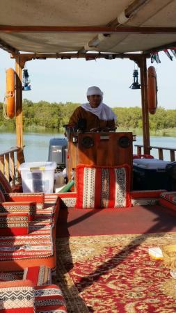 Abu Dhabi Pearl Journey: Caption!