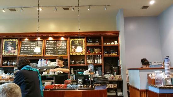 Caffe Nero - Haymarket