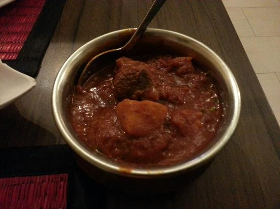 Aromas of India: Lamb Vindaloo