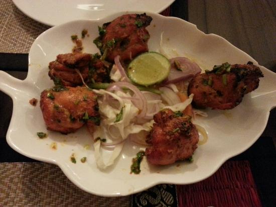 Aromas of India: Chicken Tikka