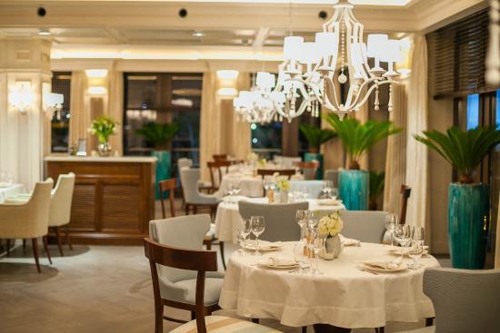 Pegas Restaurant & Terrace: Pegas New Restaurant