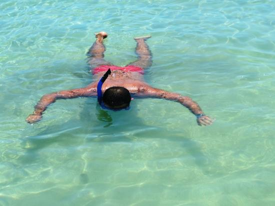 Garapua Beach: Piscinas Naturais de Garapua