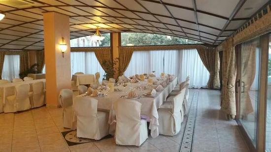 Hotel Primavera Dell'Etna: Sala