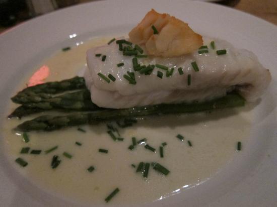 Bryggen Tracteursted: Nice cod fish
