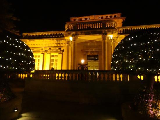 Corinthia Palace Hotel & Spa: façade du restaurant