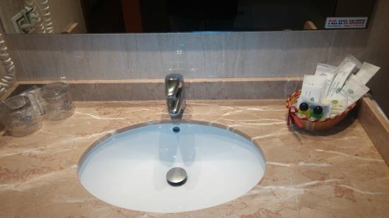 Villa de Gijon: baño