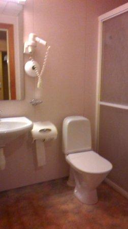 Rubbestadneset, Norge: Basic Bathroom