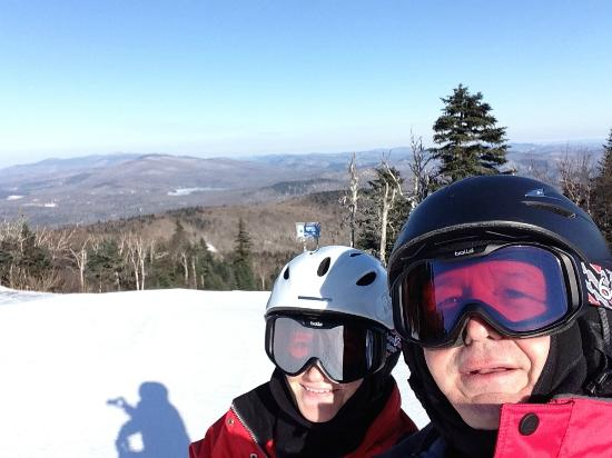 Okemo Mountain Resort: From the summit of Okemo