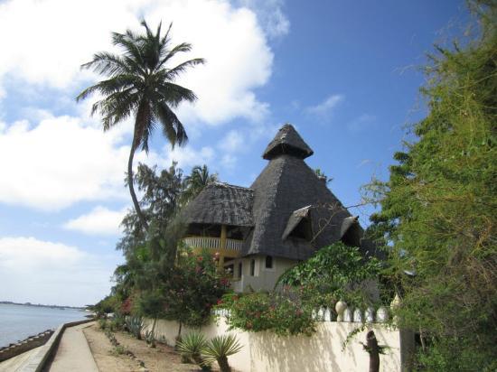 Lamu Old Town : По пути на  пляж Шела