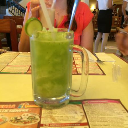 Panama: Refrescante Limonjito