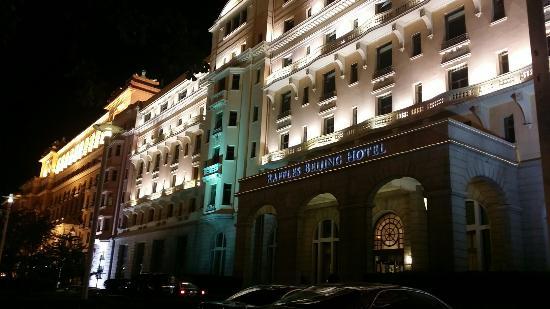 Beijing Hotel Nuo Raffles