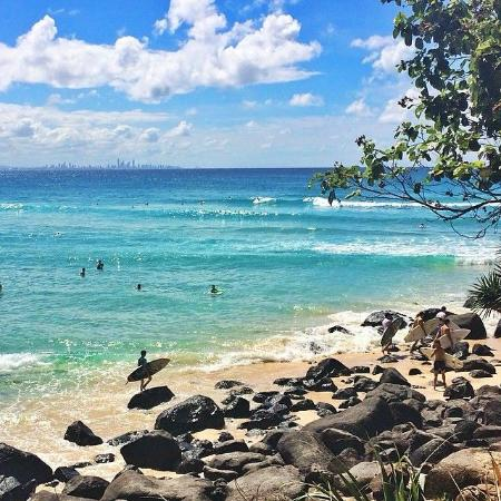 Coolangatta, Australia: Greenmount beach