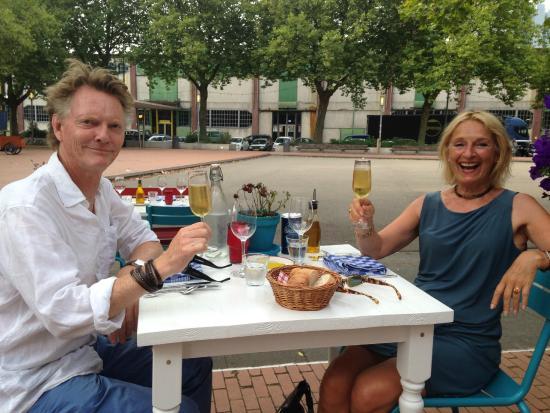 Photo of Modern European Restaurant De Matroos en Het Meisje at Delistraat 52, Rotterdam 3072 ZL, Netherlands