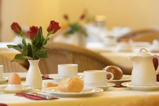 Hotel Villa Esplanade: Frühstücksraum