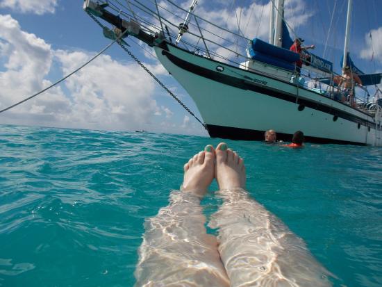 Симпсон-Бей, Сен-Мартен – Синт-Мартен: Relaxing in paradise