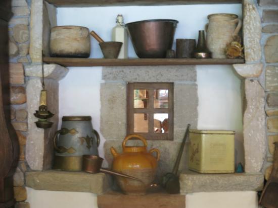 Le Musee du Gateau Basque: l'intérieur