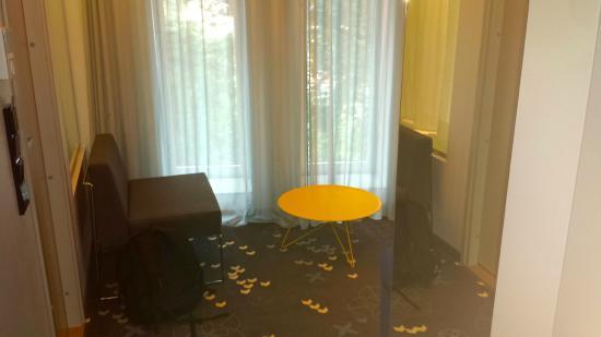 L'Ermitage Hotel: Bedroom