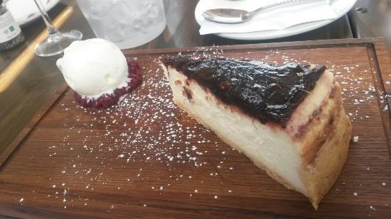 Saveur: Mmmmm cheese cake!