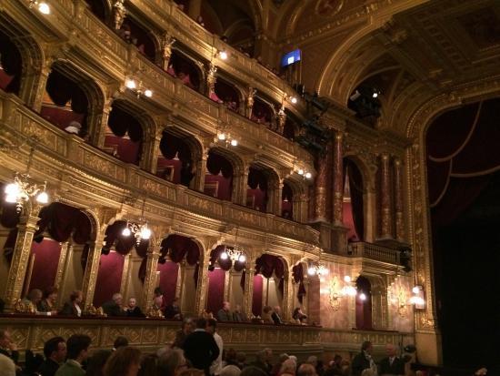 Opera House - ブダペスト、ハン...