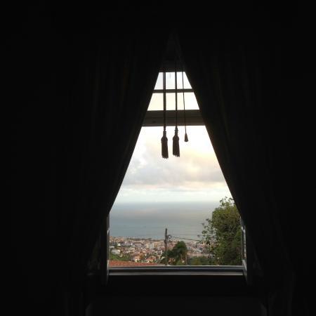 Quinta da Fonte: Blick vom Bett