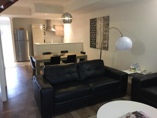 Margarets Forest: Living room