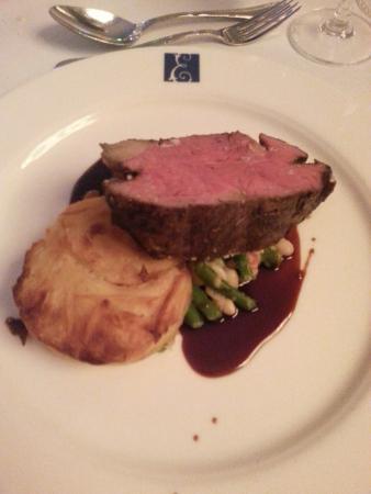 Kaisersaal: Dinner