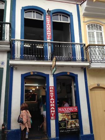 Restaurante Maximu's