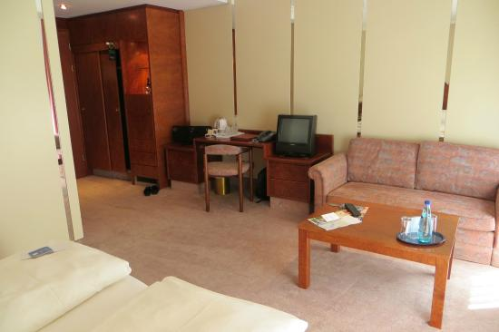 Marburger Hof: Standard Doppelzimmer