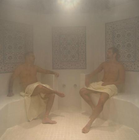 Steam Room - Hamam - Picture of Namaste Spa, Provincetown - TripAdvisor