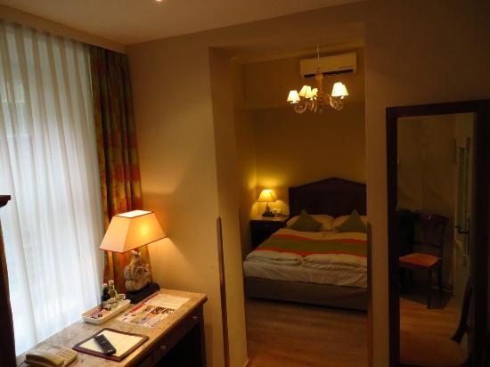 Atel Hotel Lasserhof: Habitacion de 2 ambientes