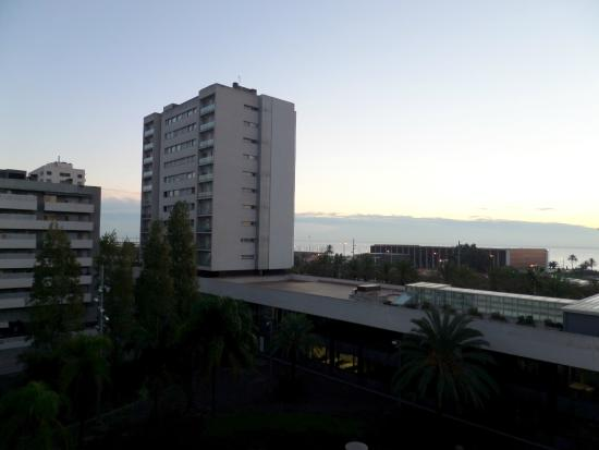 Eurohotel Diagonal Port: Vista dalla camera