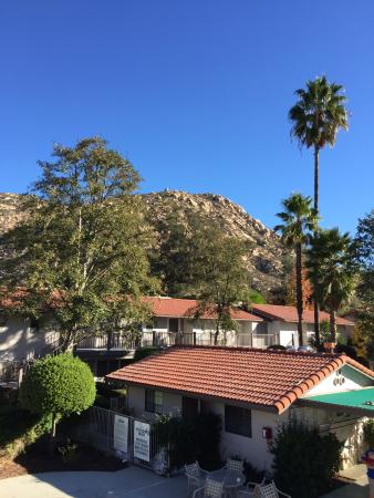 Riviera Oaks Resorts : View from our patio.