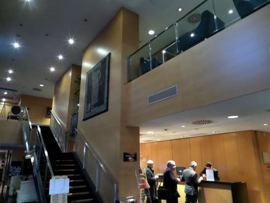 Eurohotel Diagonal Port: Hall
