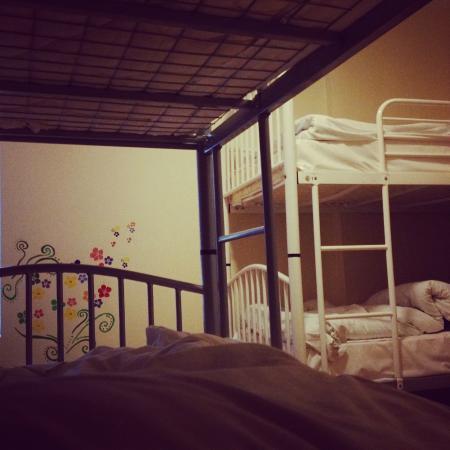 Times Hostels - Camden Place: 4 bed, female en suite