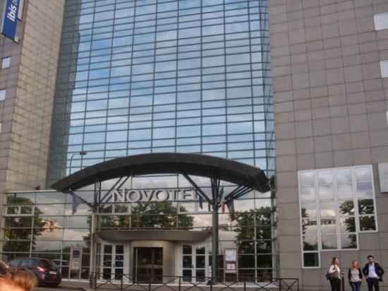 Foto l novotel paris 14 porte d 39 orleans parigi tripadvisor - Novotel paris porte d orleans ...
