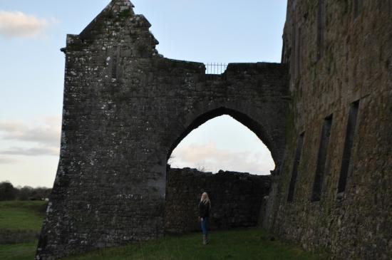 Quin Franciscan Friary: Quin Abbey
