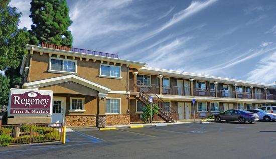 The Regency Inn & Suites, Downey: Exterior