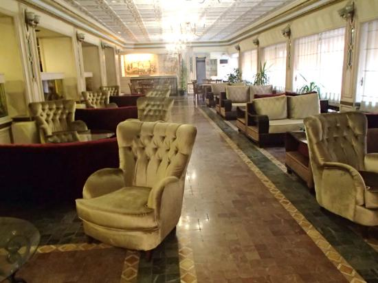 Otel Selcuk: Hotel Lobby