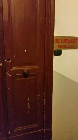 B&B Mergellina: Porta di accesso
