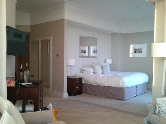 Royal Bath Hotel & Spa: Bedroom