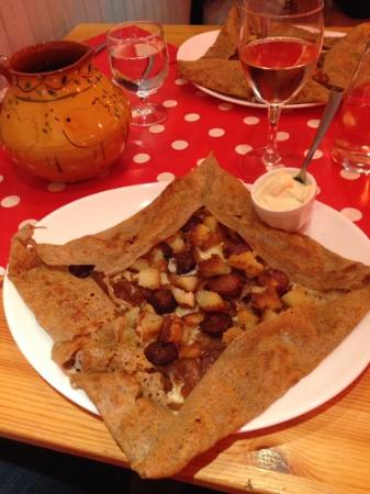 L'Atelier : i devoured this crepe and cant wait to go back